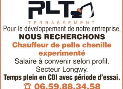 RLT Terrassement pack +