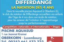 CLUB DE NATATION DIFFERDANGE (L)